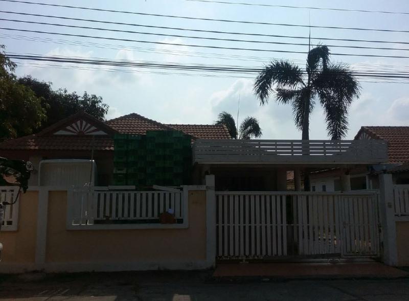 บ้านเดี่ยวหลุดจำนอง ธ.ธนาคารกรุงไทย นนทบุรี อำเภอบางบัวทอง ตำบลละหาร