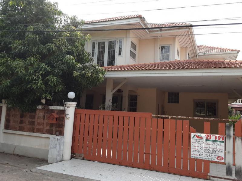 บ้านเดี่ยวหลุดจำนอง ธ.ธนาคารกรุงไทย นนทบุรี บางใหญ่ บ้านใหม่