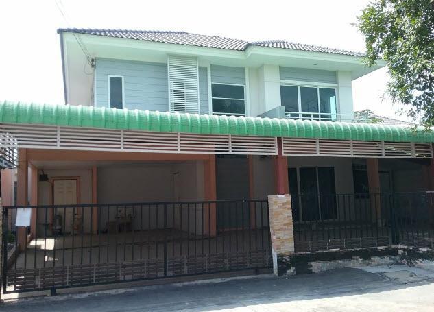 บ้านเดี่ยวหลุดจำนอง ธ.ธนาคารกรุงไทย พระนครศรีอยุธยา บางปะอิน สามเรือน