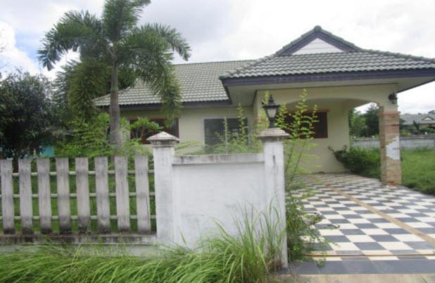 บ้านเดี่ยวหลุดจำนอง ธ.ธนาคารกรุงไทย ชลบุรี สัตหีบ พลูตาหลวง