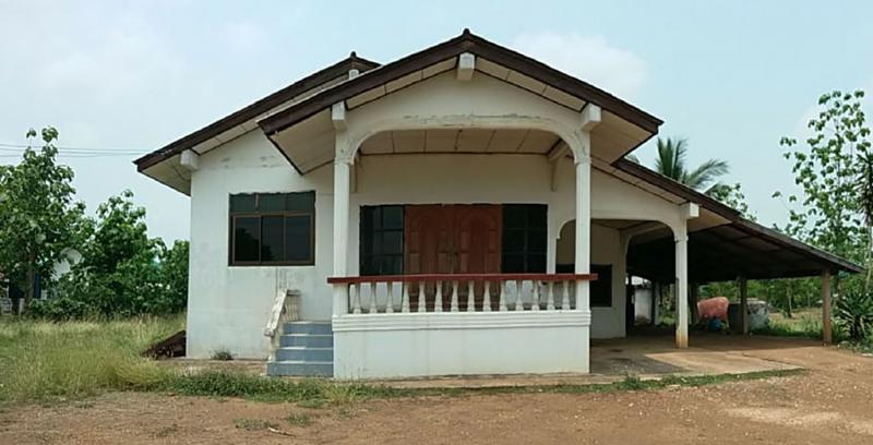 บ้านเดี่ยวหลุดจำนอง ธ.ธนาคารกรุงไทย เลย วังสะพุง ผาบิ้ง