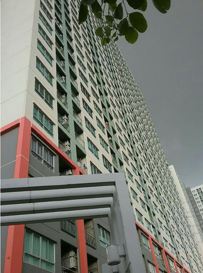 คอนโดมิเนียม/อาคารชุดหลุดจำนอง ธ.ธนาคารกรุงไทย กรุงเทพมหานคร บางซื่อ บางซื่อ