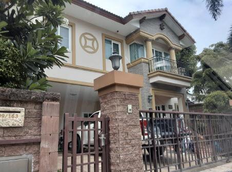 บ้านเดี่ยวหลุดจำนอง ธ.ธนาคารกรุงไทย นนทบุรี ปากเกร็ด อ้อมเกร็ด