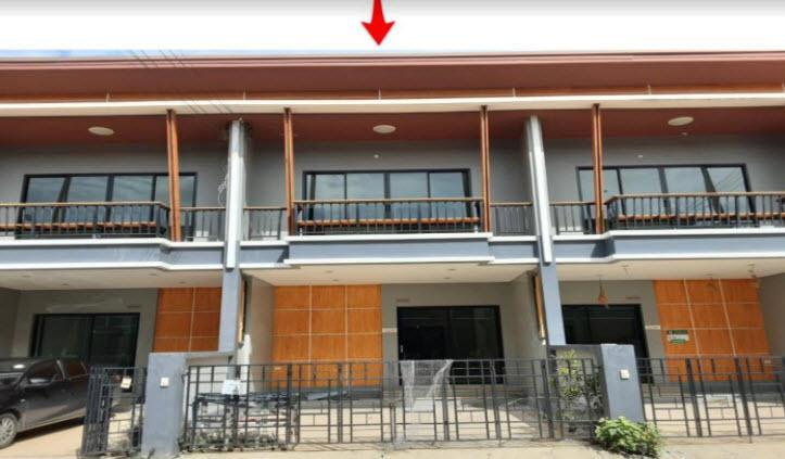 ทาวน์เฮ้าส์หลุดจำนอง ธ.ธนาคารกรุงไทย ชลบุรี บ้านบึง หนองบอนแดง