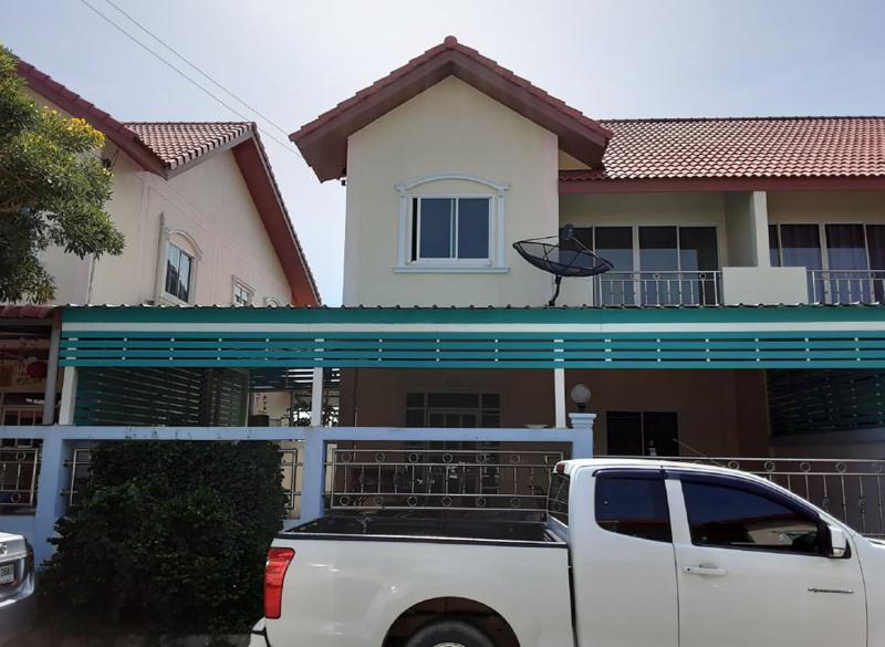บ้านแฝดหลุดจำนอง ธ.ธนาคารกรุงไทย สมุทรสาคร เมืองสมุทรสาคร บ้านเกาะ