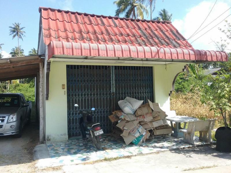 บ้านเดี่ยวหลุดจำนอง ธ.ธนาคารกรุงไทย นครศรีธรรมราช ขนอม ขนอม