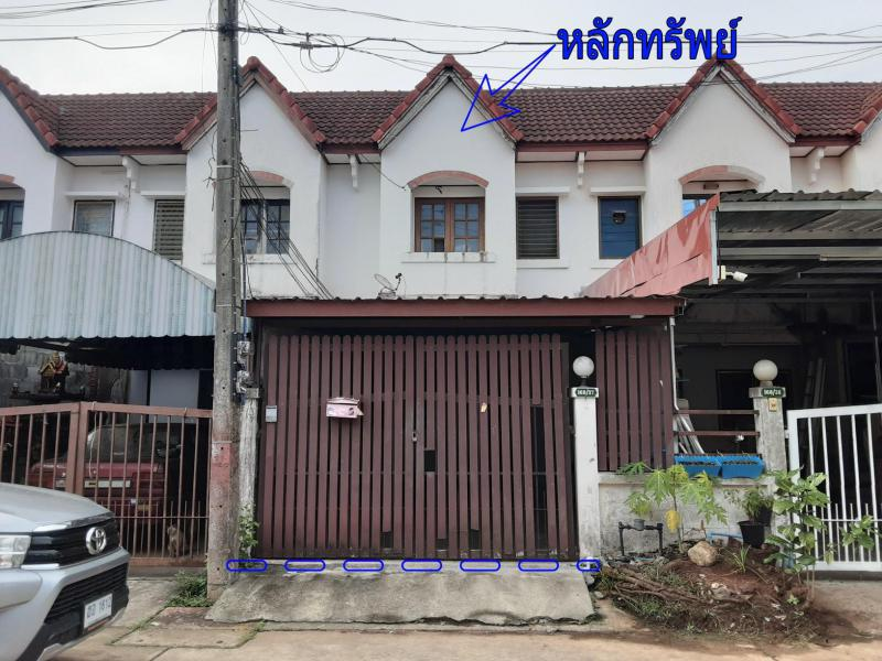 ทาวน์เฮ้าส์หลุดจำนอง ธ.ธนาคารกรุงไทย สุราษฎร์ธานี เมืองสุราษฎร์ธานี บางกุ้ง