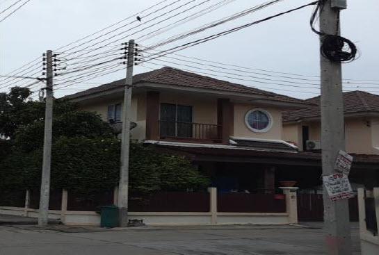 บ้านแฝดหลุดจำนอง ธ.ธนาคารกรุงไทย พระนครศรีอยุธยา วังน้อย ลำไทร
