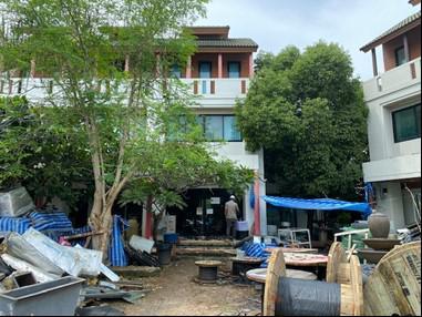 อาคารพาณิชย์หลุดจำนอง ธ.ธนาคารกรุงไทย สุราษฎร์ธานี เกาะสมุย บ่อผุด