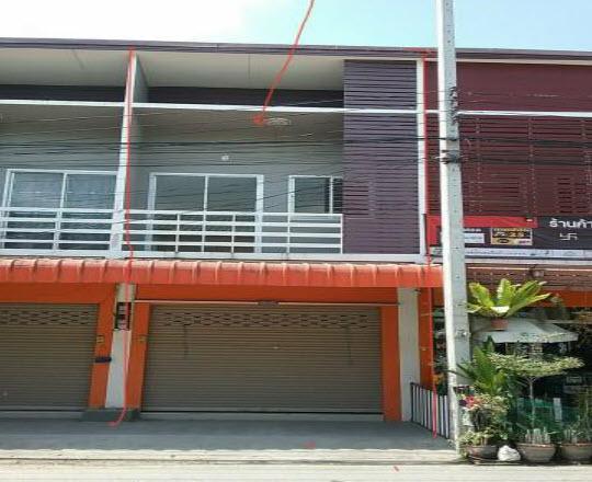 อาคารพาณิชย์หลุดจำนอง ธ.ธนาคารกรุงไทย ระยอง ปลวกแดง ปลวกแดง