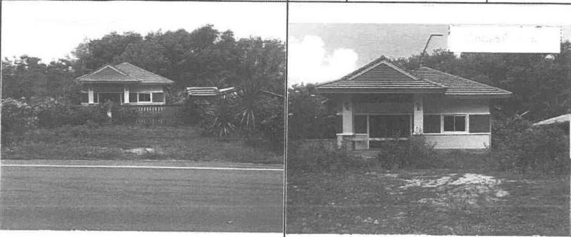 บ้านเดี่ยวหลุดจำนอง ธ.ธนาคารกรุงไทย ตรัง ย่านตาขาว ทุ่งกระบือ