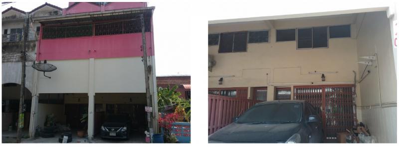 อาคารพาณิชย์หลุดจำนอง ธ.ธนาคารกรุงไทย ปทุมธานี ธัญบุรี ประชาธิปัตย์