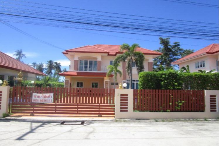 บ้านเดี่ยวหลุดจำนอง ธ.ธนาคารกรุงไทย ระยอง บ้านฉาง พลา
