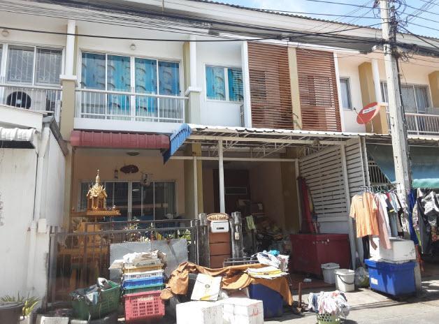ทาวน์เฮ้าส์หลุดจำนอง ธ.ธนาคารกรุงไทย สมุทรปราการ บางบ่อ บางบ่อ
