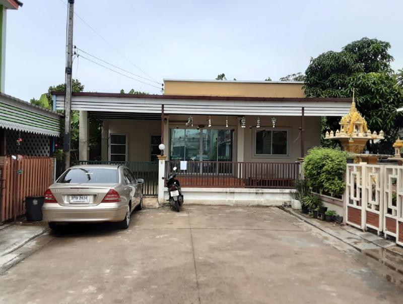 บ้านเดี่ยวหลุดจำนอง ธ.ธนาคารกรุงไทย สมุทรสาคร กระทุ่มแบน คลองมะเดื่อ