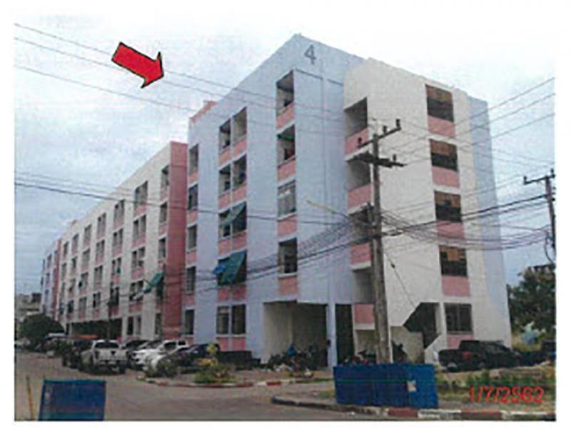 คอนโดมิเนียม/อาคารชุดหลุดจำนอง ธ.ธนาคารกรุงไทย ระยอง เมืองระยอง ห้วยโป่ง