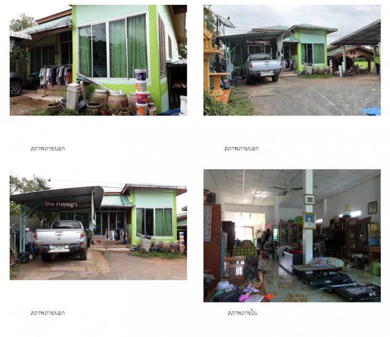 บ้านเดี่ยวหลุดจำนอง ธ.ธนาคารกรุงไทย สุโขทัย ศรีสัชนาลัย ป่างิ้ว