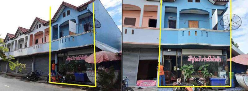 อาคารพาณิชย์หลุดจำนอง ธ.ธนาคารกรุงไทย สุรินทร์ ศีขรภูมิ ระแงง