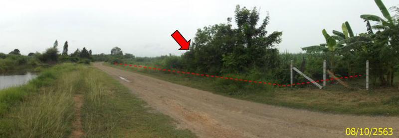ที่ดินเปล่าหลุดจำนอง ธ.ธนาคารกรุงไทย บุรีรัมย์ ลำปลายมาศ หินโคน