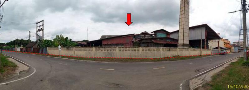 โรงสีหลุดจำนอง ธ.ธนาคารกรุงไทย บุรีรัมย์ ลำปลายมาศ .ลำปลายมาศ
