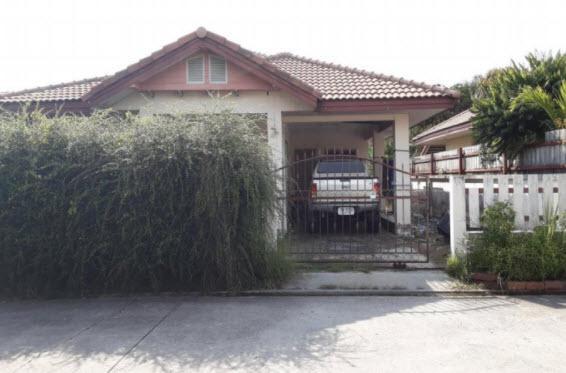 บ้านเดี่ยวหลุดจำนอง ธ.ธนาคารกรุงไทย พระนครศรีอยุธยา พระนครศรีอยุธยา วัดตูม