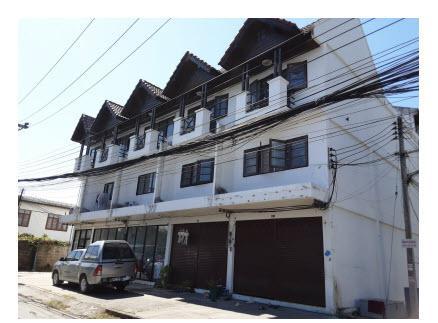 อาคารพาณิชย์หลุดจำนอง ธ.ธนาคารกรุงไทย เชียงใหม่ เมืองเชียงใหม่ ท่าศาลา