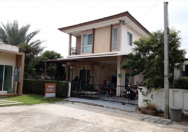 บ้านเดี่ยวหลุดจำนอง ธ.ธนาคารกรุงไทย นนทบุรี บางใหญ่ บางแม่นาง