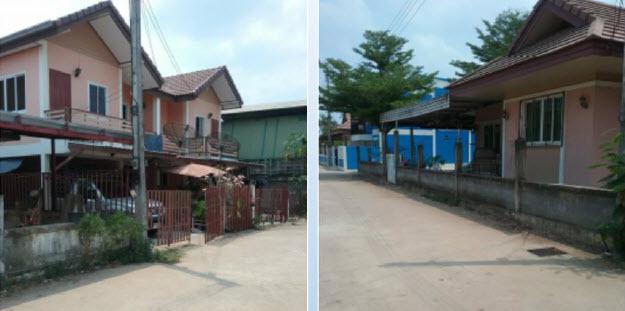 บ้านแฝดหลุดจำนอง ธ.ธนาคารกรุงไทย ปราจีนบุรี กบินทร์บุรี กบินทร์