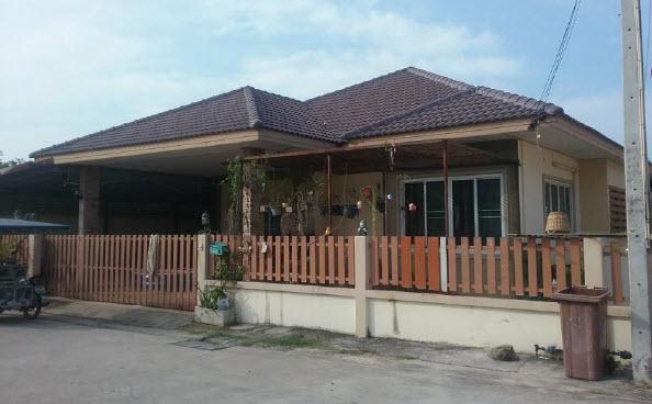 บ้านเดี่ยวหลุดจำนอง ธ.ธนาคารกรุงไทย ระยอง เมืองระยอง เชิงเนิน