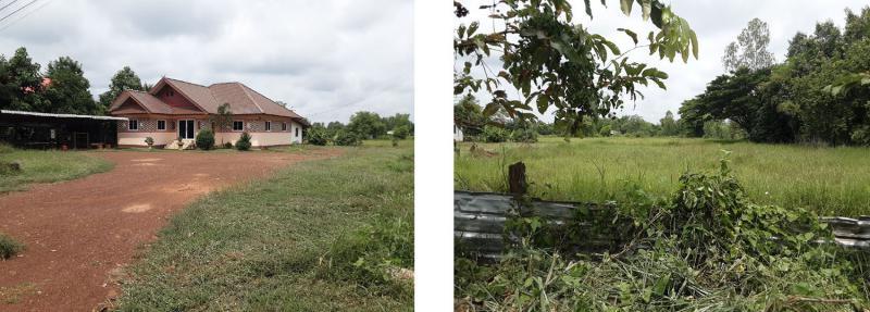 ที่ดินพร้อมสิ่งปลูกสร้างหลุดจำนอง ธ.ธนาคารกรุงไทย สกลนคร อากาศอำนวย วาใหญ่