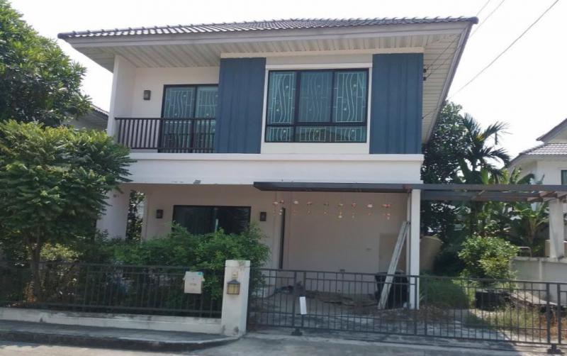 บ้านแฝดหลุดจำนอง ธ.ธนาคารกรุงไทย นนทบุรี บางกรวย ศาลากลาง