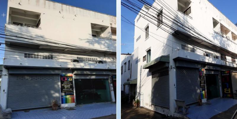 อาคารพาณิชย์หลุดจำนอง ธ.ธนาคารกรุงไทย ชลบุรี เมืองชลบุรี เสม็ด