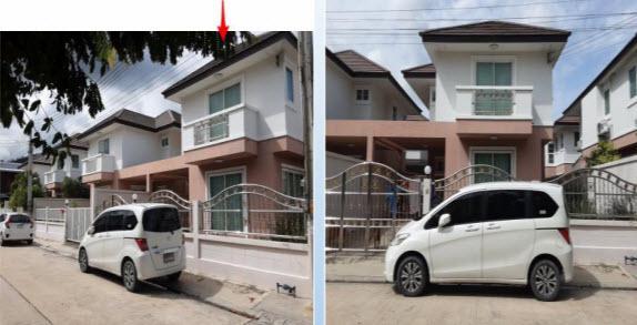 บ้านแฝดหลุดจำนอง ธ.ธนาคารกรุงไทย ชลบุรี เมืองชลบุรี เหมือง