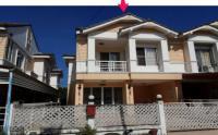 บ้านแฝดหลุดจำนอง ธ.ธนาคารกรุงไทย ชลบุรี เมืองชลบุรี หนองไม้แดง