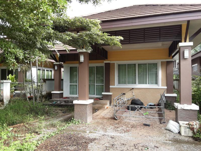 บ้านเดี่ยวหลุดจำนอง ธ.ธนาคารกรุงไทย กระบี่ เขาพนม เขาพนม