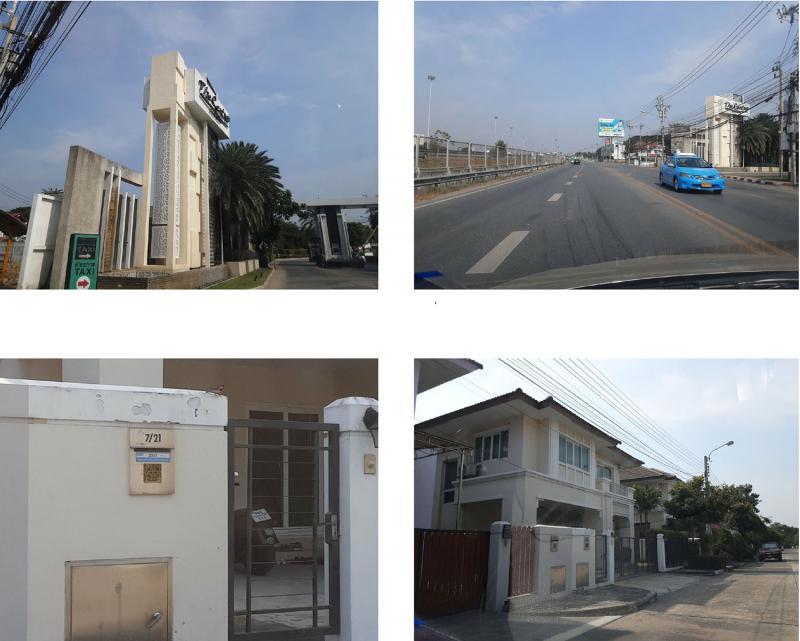 บ้านเดี่ยวหลุดจำนอง ธ.ธนาคารกรุงไทย กรุงเทพมหานคร คันนายาว คันนายาว