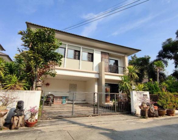 บ้านเดี่ยวหลุดจำนอง ธ.ธนาคารกรุงไทย สมุทรปราการ บางบ่อ บางบ่อ