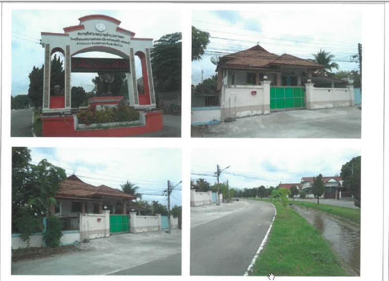 บ้านเดี่ยวหลุดจำนอง ธ.ธนาคารกรุงไทย เชียงใหม่ หางดง หางดง