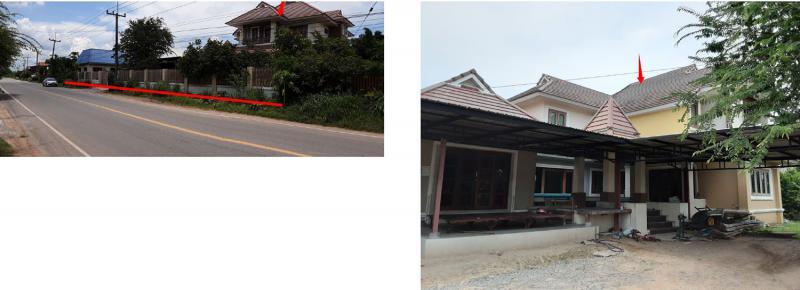 บ้านเดี่ยวหลุดจำนอง ธ.ธนาคารกรุงไทย อุดรธานี บ้านผือ กลางใหญ่