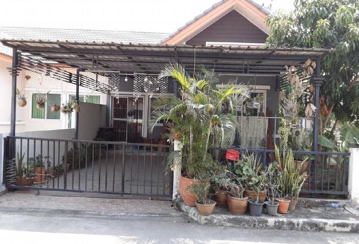 บ้านแฝดหลุดจำนอง ธ.ธนาคารกรุงไทย ปทุมธานี ธัญบุรี ลำผักกูด