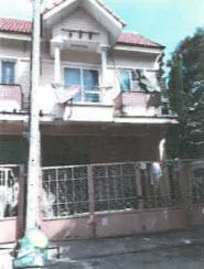 ทาวน์เฮ้าส์หลุดจำนอง ธ.ธนาคารกรุงไทย ปทุมธานี เมืองปทุมธานี บ้านฉาง