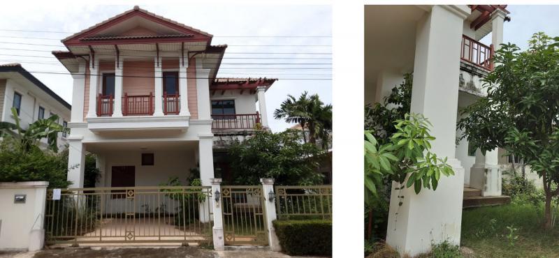 บ้านเดี่ยวหลุดจำนอง ธ.ธนาคารกรุงไทย กรุงเทพมหานคร ทุ่งครุ ทุ่งครุ