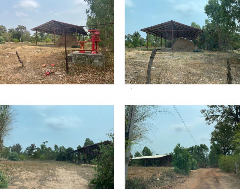 ที่ดินพร้อมสิ่งปลูกสร้างหลุดจำนอง ธ.ธนาคารกรุงไทย ร้อยเอ็ด เมืองสรวง กกกุง