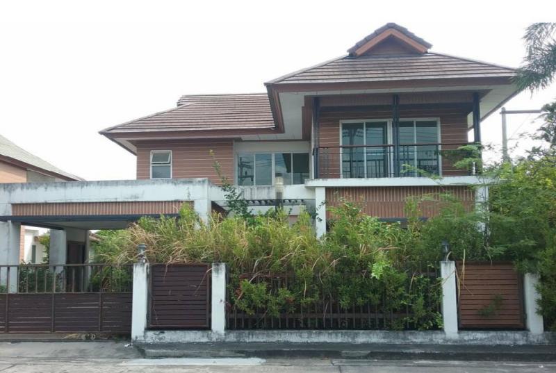 บ้านเดี่ยวหลุดจำนอง ธ.ธนาคารกรุงไทย ชลบุรี ศรีราชา หนองขาม