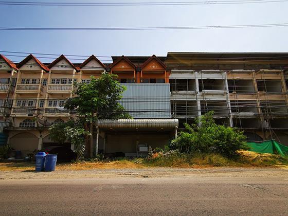 อาคารพาณิชย์หลุดจำนอง ธ.ธนาคารทหารไทย สระบุรี หนองแค ไผ่ต่ำ