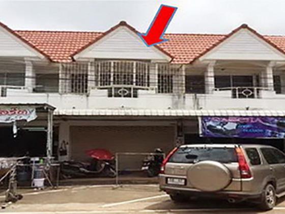 อาคารพาณิชย์หลุดจำนอง ธ.ธนาคารทหารไทย ขอนแก่น เมืองขอนแก่น เมืองเก่า