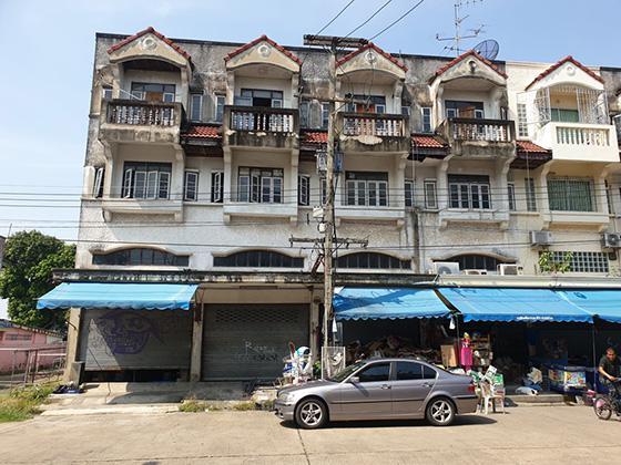 อาคารพาณิชย์หลุดจำนอง ธ.ธนาคารทหารไทย นครปฐม นครชัยศรี ขุนแก้ว