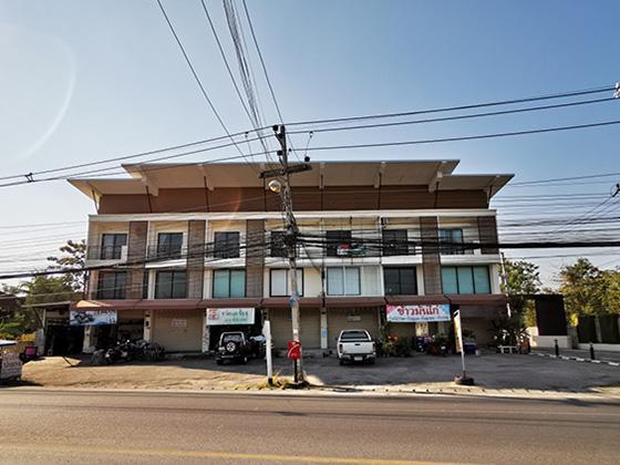 อาคารพาณิชย์หลุดจำนอง ธ.ธนาคารทหารไทย เชียงใหม่ สันกำแพง ต้นเปา