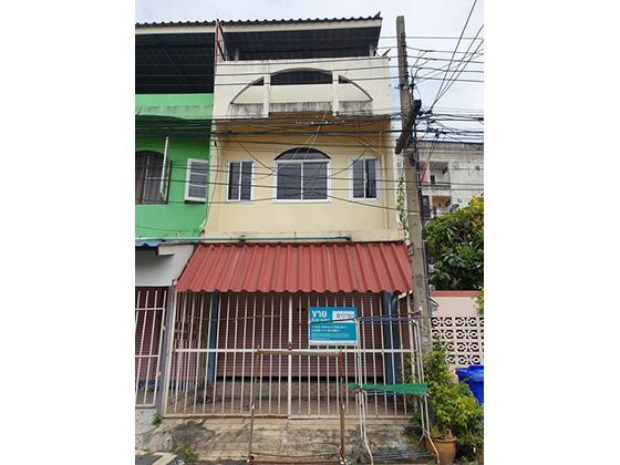อาคารพาณิชย์หลุดจำนอง ธ.ธนาคารทหารไทย สมุทรปราการ เมืองสมุทรปราการ สำโรงเหนือ