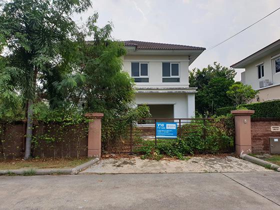 บ้านหลุดจำนอง ธ.ธนาคารทหารไทย นนทบุรี บางบัวทอง ละหาร
